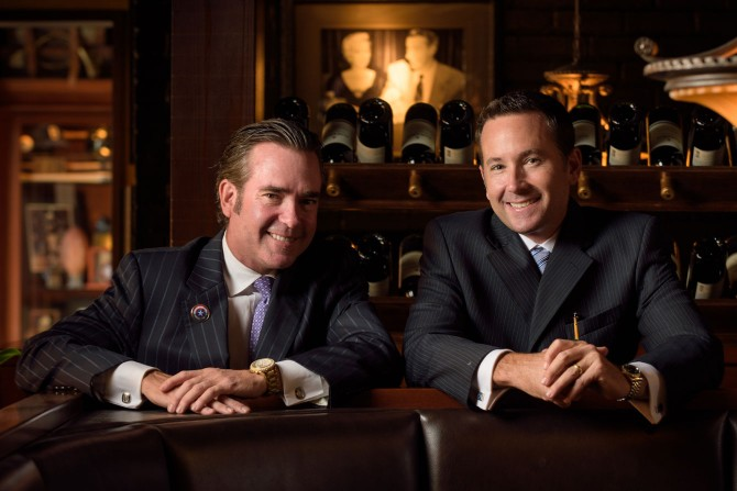 For the Fletcher Brothers, the restaurant is home.