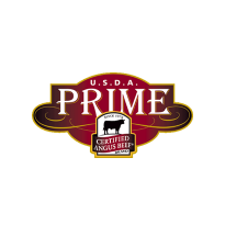 USDA Prime Certified Angus Beef